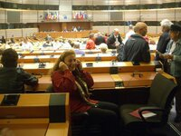 Open Day al Parlamento Europeo (Bruxelles)