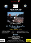 50° della morte di Martin Luther King